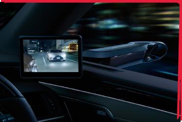 Lexus ES Yan Ayna Yerine Kamera Kullanacak